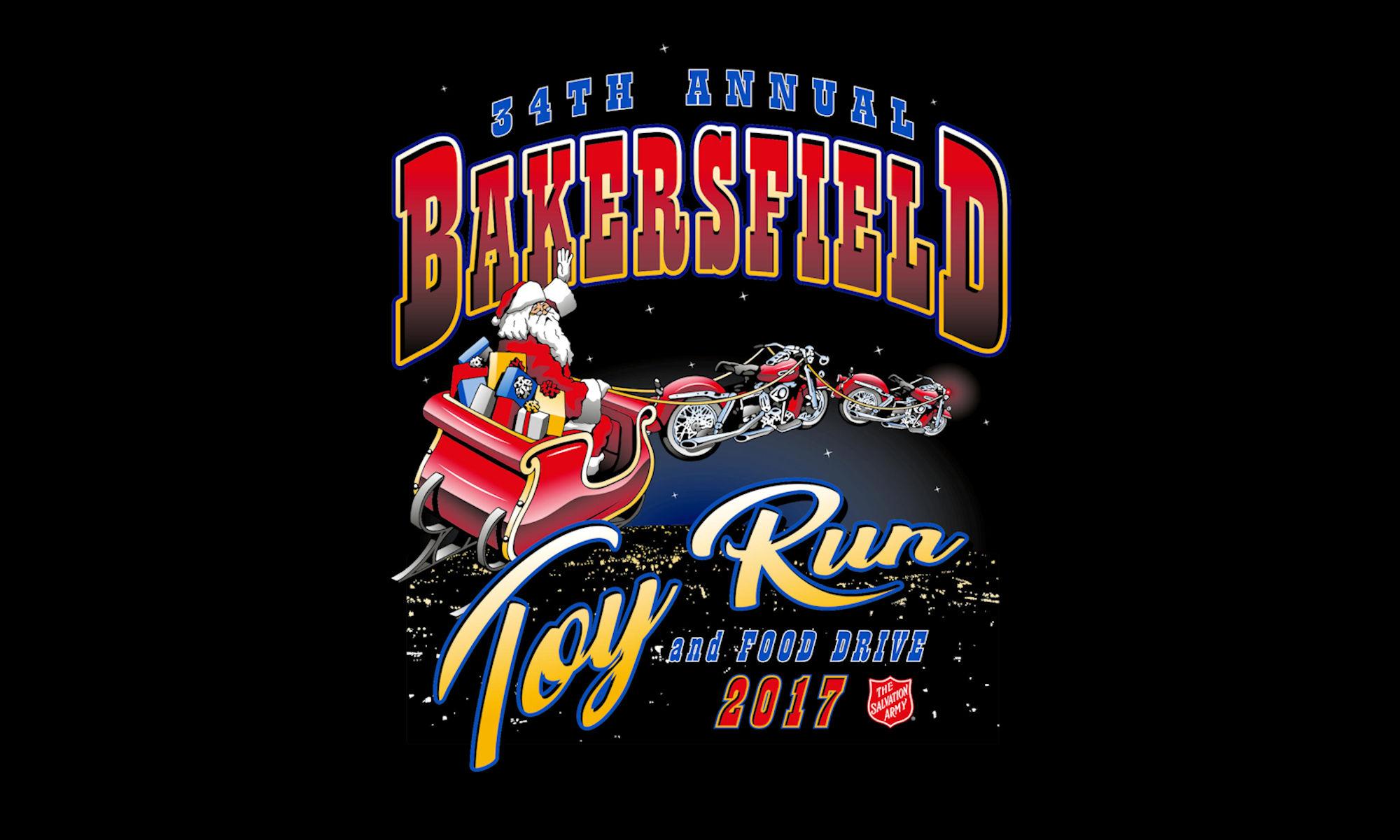 Bakersfield Toy Run